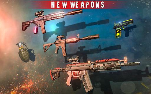 Modern Commando Secret Mission - FPS Shooting Game  screenshots 1