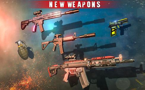 Modern Commando Secret Mission – FPS Shooting Game Apk Download 2021 3