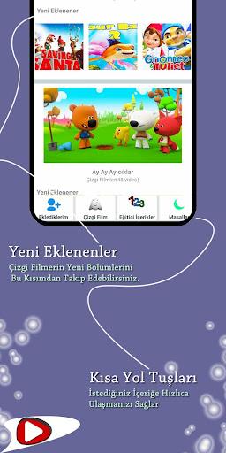 Puu00e7u - u00c7izgi Film Uygulamasi apktram screenshots 11