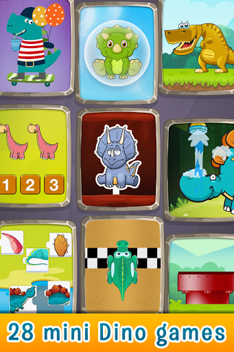 Dinosaur games - Kids game 3.1.0 screenshots 5
