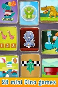 Juegos de Dinosaurio – juego de niños. 5