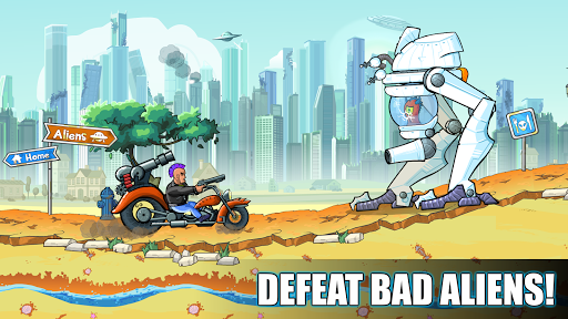 Mad Day - Truck Distance Game  screenshots 6