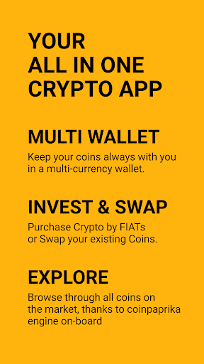 COINS: One App For Crypto by Coinpaprika  screenshots 1