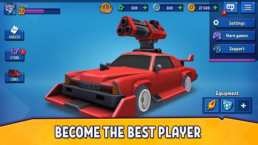 Car Force: PvP Fight  screenshots 6