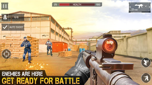 Anti Terrorism Shooter 2020 - Free Shooting Games 3.3 Screenshots 3