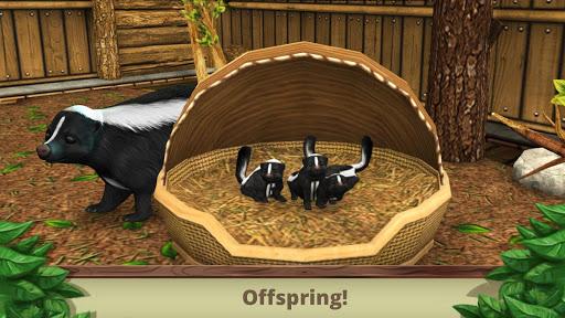 Pet World - WildLife America - animal game 2.46 screenshots 4