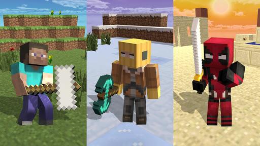 Craftsman Smasher.io - Mastercraft Survival  screenshots 24