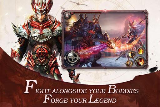 War of Rings-Awaken Dragonkin apkdebit screenshots 16