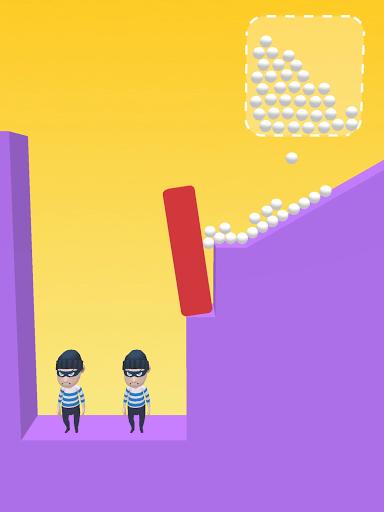 Draw & Hit: Kick the Robber! apkdebit screenshots 11