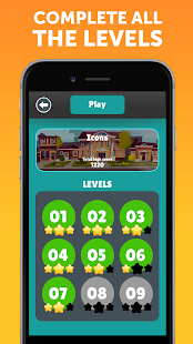 Bubble Quiz - Guess the Icon, a Clever Trivia Game