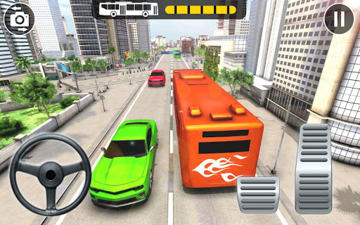 Modern Bus Parking Adventure - Advance Bus Games 1.1.2 Screenshots 1