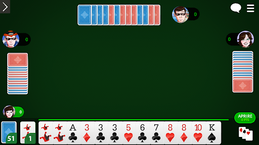 Scala 40 Online - Free Card Game 101.1.71 screenshots 1