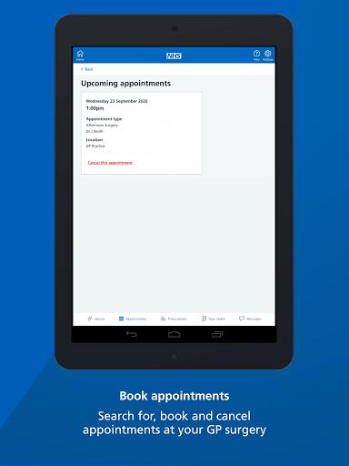 NHS App  Screenshots 9