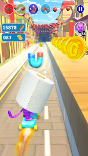 Cat Run Simulator 3d – Endless Cat Running Game Hack for Android and iOS 3