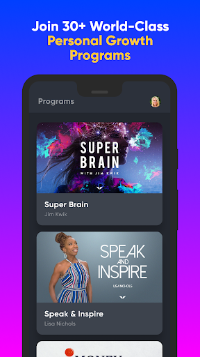 Mindvalley: Learn, Evolve and Transform Your Life 5.12.3 Screenshots 1