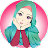 Cute Hijab Muslimah Stickers