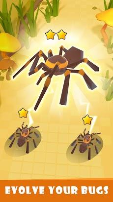 Clash of Bugs:カジュアルなバグと動物のパズルゲームのおすすめ画像5
