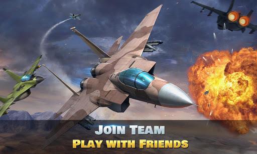 Over G: Modern Air Combat screenshots 10