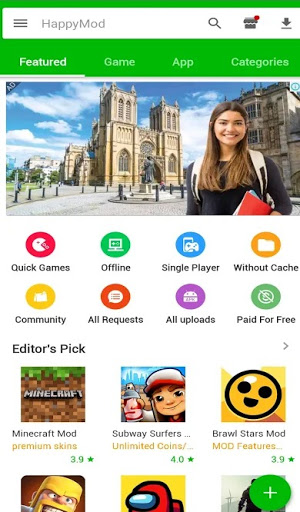 Free Happy Mod - Happy Apps Guide 2021 hack tool
