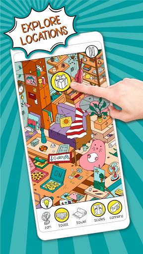 Find Forms - Hidden Object  screenshots 8