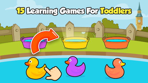 Baby Games for 2,3,4 year old toddlers 7.0 Screenshots 1