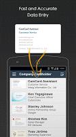 screenshot of CamCard Business