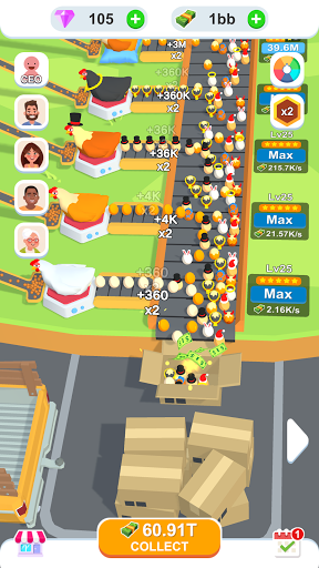 Idle Egg Factory 1.2.0 screenshots 2