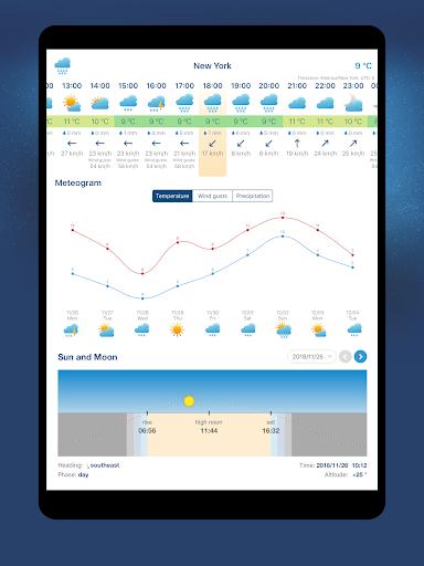 Ventusky: Weather Maps 14.0 Screenshots 24