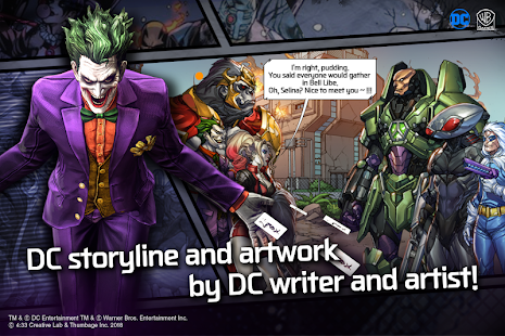DC: UNCHAINED Screenshot