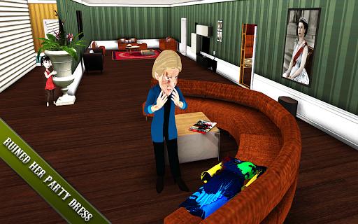 Evil Scary Neighbor Strange House : Horror Game 3D  screenshots 2