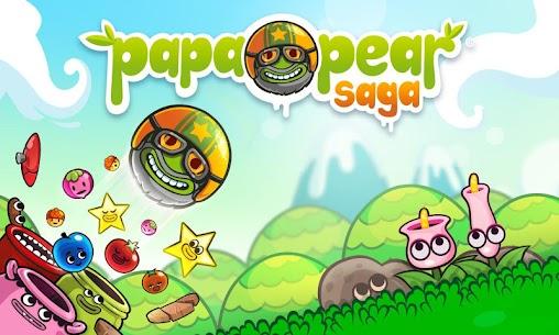Download Papa Pear Saga  in Your PC (Windows and Mac) 1