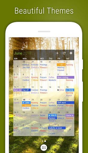 Business Calendar 2 - Agenda, Planner & Widgets 2.41.4 Screenshots 5