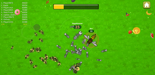 Ants .io - Multiplayer Game Apkfinish screenshots 2