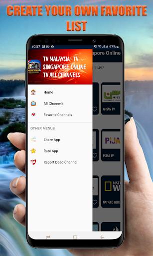 TV Indonesia Online - TV Malaysia TV Singapore 26.0 Screenshots 6