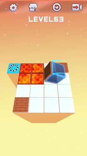 Bloxorz Puzzleuff1aRolling ice cubes  screenshots 1