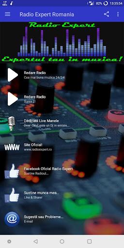 Radio Expert Romu00e2nia screenshots 2