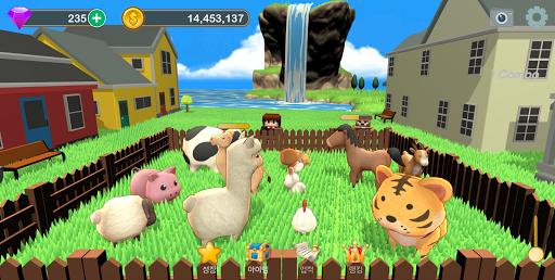 동물친구들 :: 방치형 힐링 게임 0.7 screenshots 2