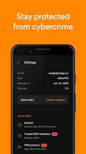 VPN by Ultra VPN - Secure Proxy & Unlimited VPN  Screenshots 3