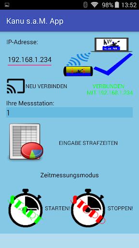 kanu s.a.m. app screenshot 2