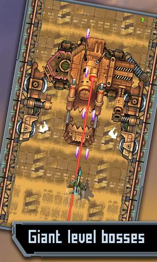Mig 2D: Retro Shooter! apkmr screenshots 3