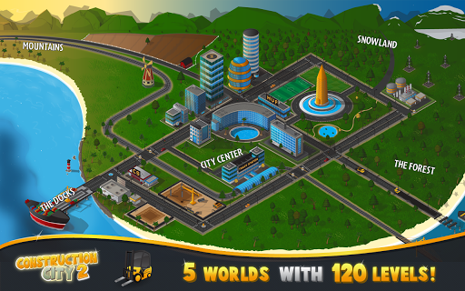 Construction City 2 4.0.5 Screenshots 3