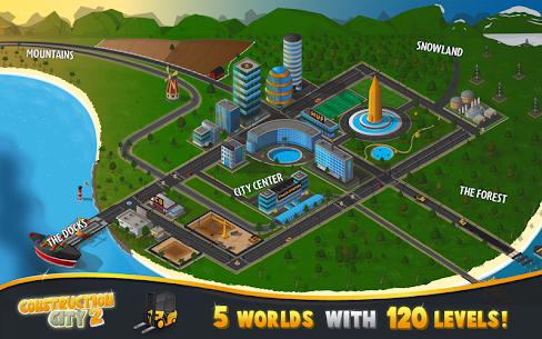Construction City 2 MOD (Unlimited Money) 3