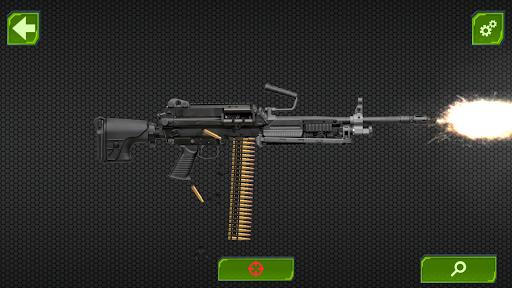Machine Gun Simulator Free  screenshots 1
