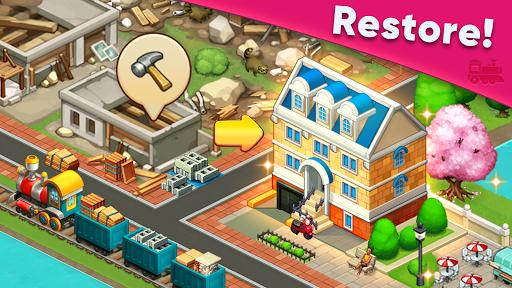 Merge train town! (Merge Games) screenshots 3