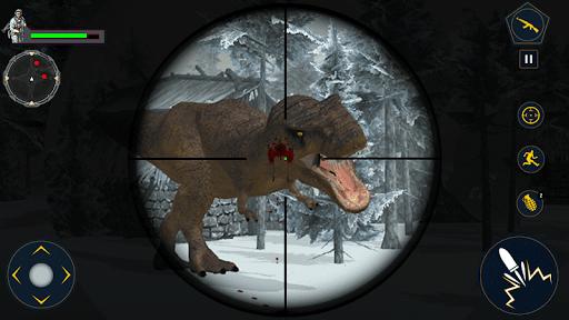 Deadly Shores Dinosaur Hunting 2019: New Sniper 3D  Screenshots 2