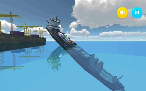 Atlantic Virtual Line Ships Sim 5.0.3 screenshots 12