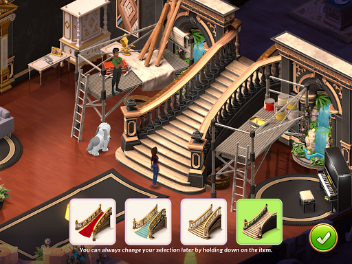 Solitaire Story - Ava's Manor: Tripeaks Card Game  screenshots 24