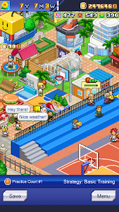 Basketball Club Story Mod Apk (Unlimited Money) Download 8