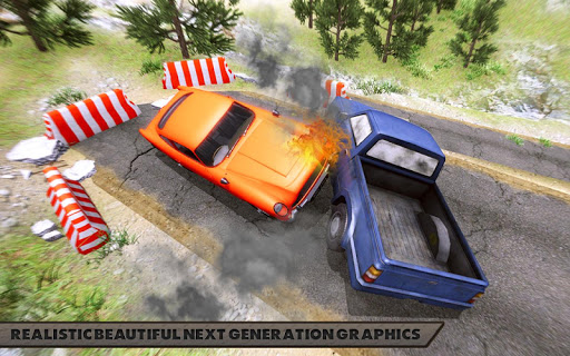 Offroad Car Crash Simulator: Beam Drive 1.1 Screenshots 1