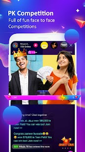 StreamKar - Live Streaming, Live Chat, Live Video Screenshot